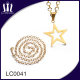 Fashion Jewelry Gold Chain 316L Stainless Steel Necklace
