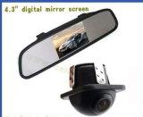 "4.3inch Car Rear View Mirror System (4.3"" mirror with digital screen +170 degree car camera)"