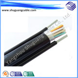 Waterproof Rubber Insulation and Sheath Electric Cable