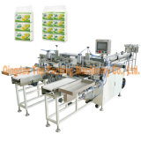 10 Packet Facial Tissue Packing Paper Napkin Packing Machine