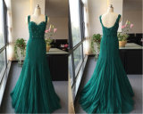 Ladies Lace Wedding Evening Dress, Party Fashion Dress Tailored