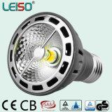 7W 2500k 98ra PAR20 Lighting for Commercial Lighting (leisoA)