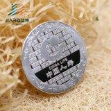 Antique Bronze 2′′ Custom Zinc Alloy 3D Medallion Coin Souvenir with Enamel