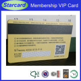 ABS/PVC Credit Card Size of Magnetic Stripe Card