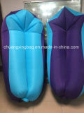 New Arrival Single Layer TPU Sleeping Bag Inflatable Hangout Air Sofa