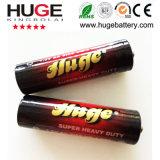 1.5V Shrink Pack Carbon Zinc Battery R6p