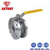 Ss304/Ss316 Italy Type Wafer Ball Valve