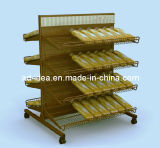 Grocery Promotional Display Stand & Double Side Display Rack