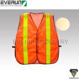 Reflective safety straps vest Mesh safety vest