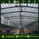 China Steel Structure Building Exported to South Africa