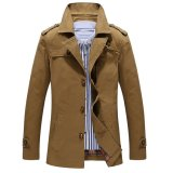 New Designs Winter Windproof Parka Jacket for Man