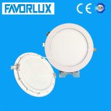 High Quality Recessed Round LED Panel Light 6W