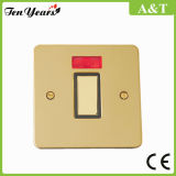UK Standard 45A Air Conditioner Power Switch