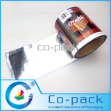 Metallized BOPP Cold Sealing Film for Confectionery Packing