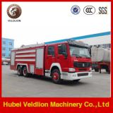 Sino HOWO 6*4 12000L Heavy Duty Emergency Fire Fighting Truck