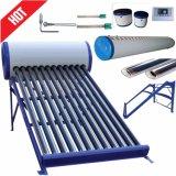 Non Pressure/Pressurized Solar Water Heater