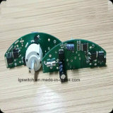 Power PCB Control 4 Speed Rotary Switch