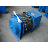 Wire Drum of Spring Type for Power Wire