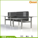 2016 New Hot Sell Height Adjustable Table with Workstaton (OM-AD-160)