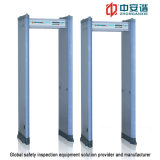 300 Level High Sensitivity Archway Metal Detectors 18 Zones Walk Through Metal Detectors