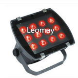 12W Red LED Flood Lamp with High Light Efficiency