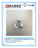E. Galvanized Malleable Cast Iron DIN741 Wire Rope Clamp