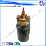 Low Voltage Copper Conductor Electric Power Cable