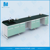 Anti Corrosion Coating Metal Chemical Laboratory Workbench