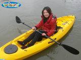 Single Recreational Plastic Fishing Sot Kayak