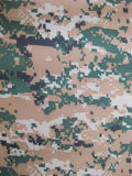 Fy-DC01 600d Oxford Digital Camouflage Printing Polyester Fabric