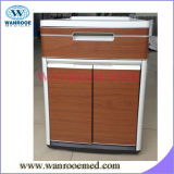 Bc013 Wooden Color ABS Beside Locker