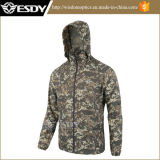 Military Tactical Men′s Hiking Camping Skin Sunscreen Clothing Apparel