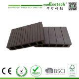 Wood-Plastic Composite Flooring Technics and Engineered Flooring Type Outdoor WPC Decking System