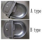 Veterinary Stainless Steel Drinker Water Bowl (KD620)