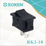 Sokne Rk2-18 1X1b/B UL Micro Rocker Switch