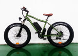 500W Big Power Fat Tire Mountain Electric Bicycle