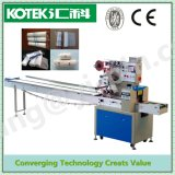 Pillow Wet Wipe Wrapper Horizontal Gauze Roll Packing Equipment
