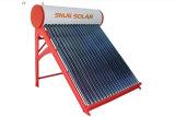 Evacuate Vacuum Tube Low Pressurized Solar Geyser