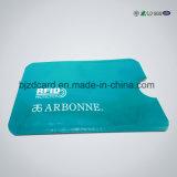 RFID Aluminum Safety Sleeve Blocking Card Holder