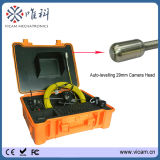 Underwater Water for Pipe Sewer Dain Inspection Camera with Meter Counter Device V8-1288kc