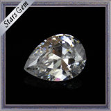 Brilliant Pear Shahpe CZ Gemstone