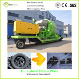 Dura-Shred Old Truck Tire Mobile Tdf Plant (TSD832)