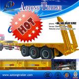Attactive Price 3 Axle Flatbed Semi Trailer for Sale