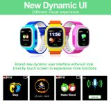 Kids GPS Watch with 1.22′′ Colorful Touch Screen (D15)