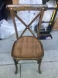 Vintage Cross Back Chair, X Back Chair for Wedding