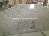 Vanity Top & Kithcen Countertop Tiger Skin White Granite