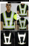 Unisex Reflective Vest Safety High Quality Visibility Night Reflection Waistcoat