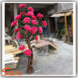 Peony Flower Garden Decoration Artificial Tree on Wholesale