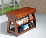 Solid Wood Foot Stool Modern Living Room Fashion Foot Stool (M-X2043)