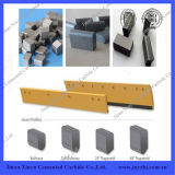 Factory Price Tungsten Carbide Snow Plow Blade Tips